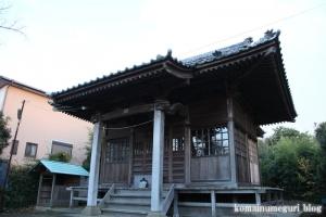 天満宮(鎌倉市上町屋)6