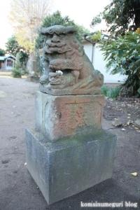 天満宮(鎌倉市上町屋)12