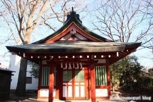 日吉神社(府中市宮町)5