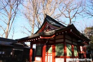 日吉神社(府中市宮町)6
