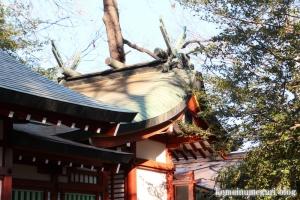 日吉神社(府中市宮町)7