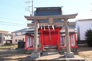 芝間稲荷神社(府中市南町)2