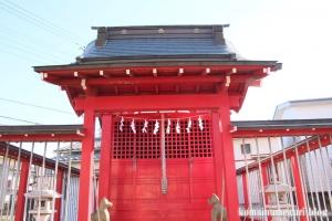 芝間稲荷神社(府中市南町)4