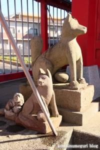 芝間稲荷神社(府中市南町)6