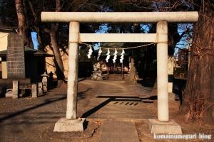 八幡神社(府中市南町)2