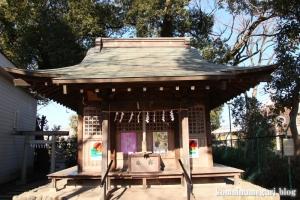 八幡神社(府中市南町)5