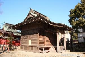 小野神社(府中市(府中市住吉町)8