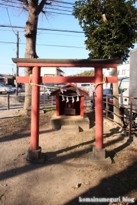 小野神社(府中市(府中市住吉町)13