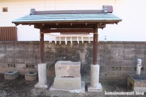 間嶋神社(府中市住吉町)2