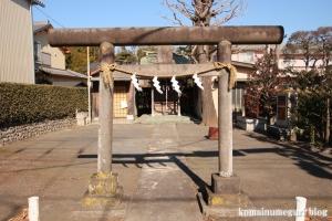上之島神社(府中市四谷)1