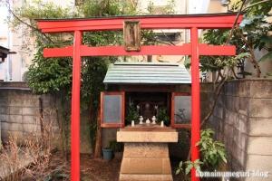 笠間稲荷神社(目黒区青葉台)1