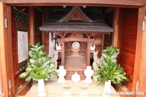 笠間稲荷神社(目黒区青葉台)4