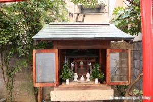 笠間稲荷神社(目黒区青葉台)3