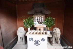 上目黒氷川神社(目黒区大橋)22