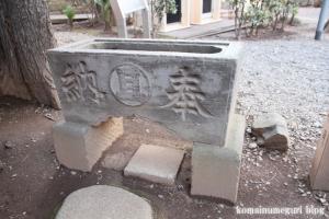 上目黒氷川神社(目黒区大橋)27