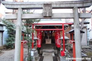 上目黒氷川神社(目黒区大橋)32