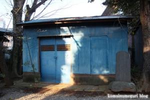 上目黒氷川神社(目黒区大橋)34