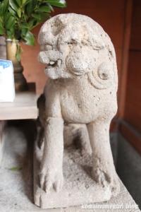 上目黒氷川神社(目黒区大橋)23