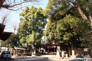 中目黒八幡神社(目黒区中目黒)7