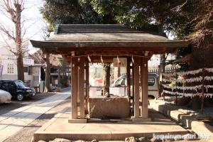 中目黒八幡神社(目黒区中目黒)8
