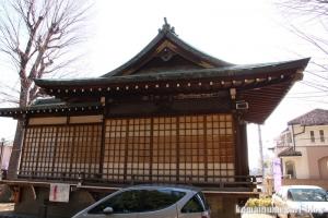 中目黒八幡神社(目黒区中目黒)9