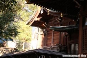 中目黒八幡神社(目黒区中目黒)20