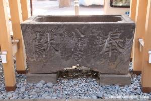 中目黒八幡神社(目黒区中目黒)21
