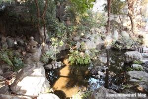 中目黒八幡神社(目黒区中目黒)25