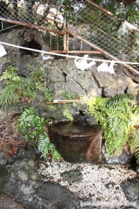 中目黒八幡神社(目黒区中目黒)5