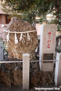 中目黒八幡神社(目黒区中目黒)6