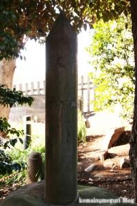 中目黒八幡神社(目黒区中目黒)16