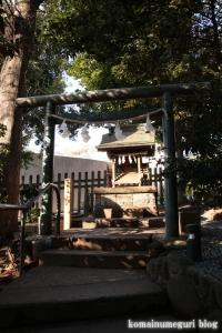 中目黒八幡神社(目黒区中目黒)18