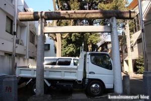 天祖神社(目黒区上目黒)3