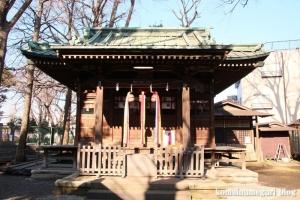 天祖神社(目黒区上目黒)9