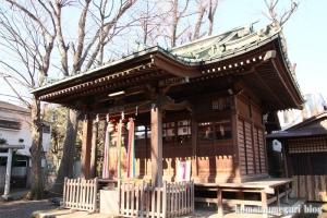 天祖神社(目黒区上目黒)10