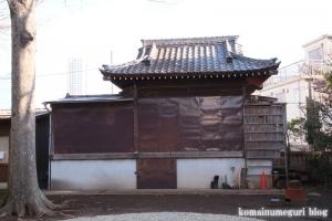 天祖神社(目黒区上目黒)12