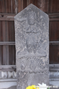 天祖神社(目黒区上目黒)14