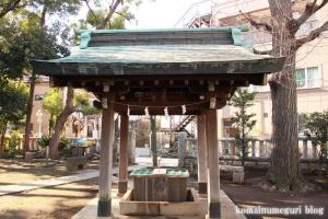 十日森稲荷神社(目黒区中央町)6