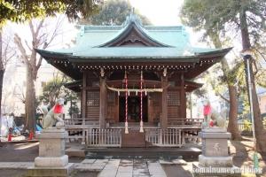 十日森稲荷神社(目黒区中央町)7