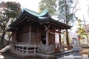 十日森稲荷神社(目黒区中央町)10