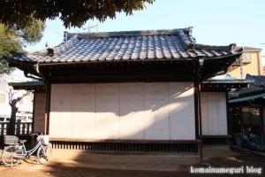 十日森稲荷神社(目黒区中央町)12