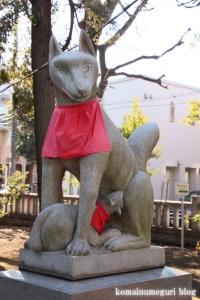 十日森稲荷神社(目黒区中央町)8