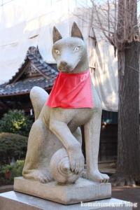 十日森稲荷神社(目黒区中央町)9