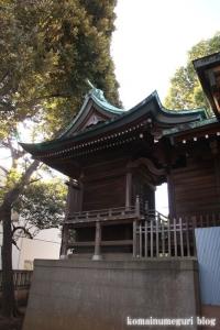十日森稲荷神社(目黒区中央町)11