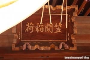 笠間稲荷神社(目黒区鷹番)6