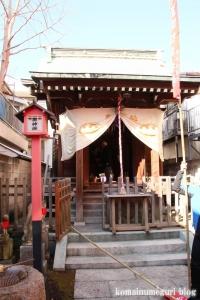 笠間稲荷神社(目黒区鷹番)7
