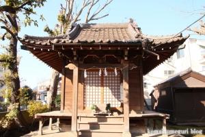 高木神社(目黒区南)6