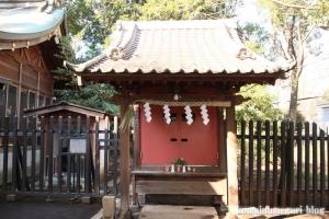 碑文谷八幡神社(目黒区碑文谷)21