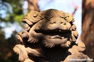 碑文谷八幡神社(目黒区碑文谷)35