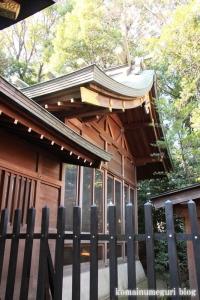 碑文谷八幡神社(目黒区碑文谷)15